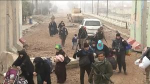 Iraqi forces claim recapture of eastern Mosul