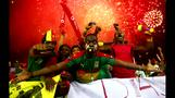 Cameroon beat Egypt for 5th African crown