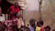 South Sudan violence prompts humanitarian crisis in Uganda