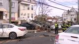 Small plane crashes near houses in New Jersey