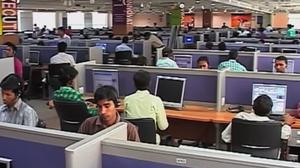 Why India's IT firms fear