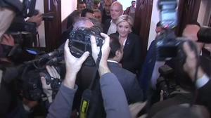 French far-right's Le Pen refuses to wear headscarf to meet Lebanon's Grand Mufti