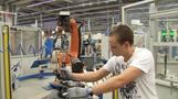 Euro zone PMIs shrug off political worries