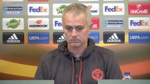 United manager Mourinho says Rooney's future is up to the player