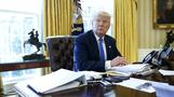Trump talks North Korea, China with Reuters