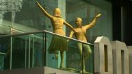 La La Land celebrated with statues in London