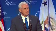 Trump administration assessing whether to move U.S. embassy to Jerusalem -Pence