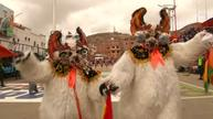 Tens of thousands attend traditional Carnival in Bolivia's Oruro