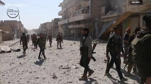 Rebel, government fighting threatens Syria talks
