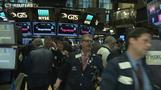 Trump, Fed power Dow above 21,000 for first time