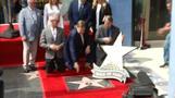 John Goodman given star in Hollywood