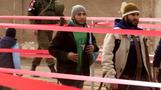 Syrian rebels and families leave Homs in deal with government