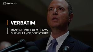 VERBATIM: Ranking dem slams intel disclosure