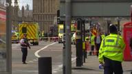 英国议会大厦外恐怖袭击造成五人死亡