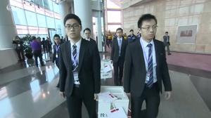Hong Kong chooses new Beijing-backed leader