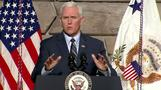 'Congress just wasn't ready': Pence