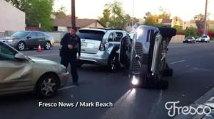 Uber suspends self-driving program
