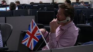 Sterling falls as UK's May triggers Brexit