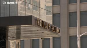 Payments to Trump organization by NY hotel raises red flags