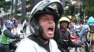 Nationwide strike hobbles Brazil