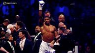 Joshua stops Klitschko in 11th-round