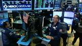 Financials push Wall Street higher