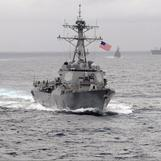 China scolds U.S. over South China Sea naval patrol
