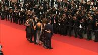 Twin Peaks' cast and crew walk Cannes red carpet