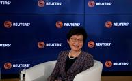 Reuters Newsmaker- Interview with new Hong Kong leader Carrie Lam