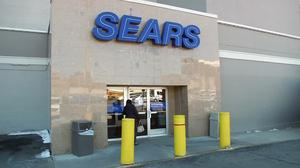 Sears stock soars on Amazon deal