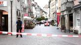 At least five hurt in Swiss chainsaw attack