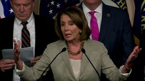 Pelosi urges U.S. House to move on Obamacare fixes