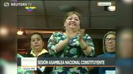 Venezuela's new assembly begins flexing its muscle