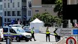 Driver targets French bus stops in vehicle attacks