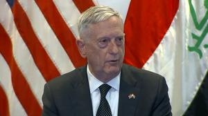 U.S. troop numbers for Afghanistan still not determined: Mattis