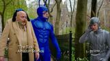 The Tick relaunches as a live action TV show