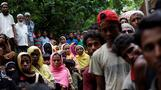 EXCLUSIVE: 300,000 Rohingya could flee Myanmar
