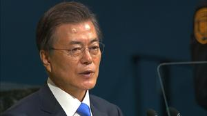 North Korea crisis must be handled in stable manner: Moon
