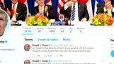 Trump tweets threats against North Korea after U.N. speech