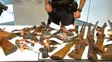 Australians hand over 51,000 illegal firearms