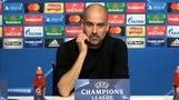 Guardiola says Napoli will be a 'big test' for City