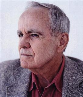 Writer Cormac McCarthy in an undated handout photo. The prize-winning novelist, appearing on Tuesday in his first television interview, told talk show host Oprah Winfrey his writing is a constant pursuit of perfection that is not plotted out in advance. REUTERS/Pulitzer Prize Board, Columbia University/Derek Shapton/Handout