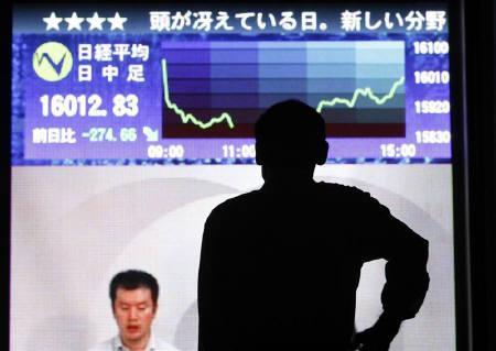 8月30日、水野温氏日銀審議委員はサブプライム問題について、日本経済を揺るがす可能性は低いとの見方を示した。写真は29日に都内で撮影(2007年 ロイター/Kim Kyung-Hoon)