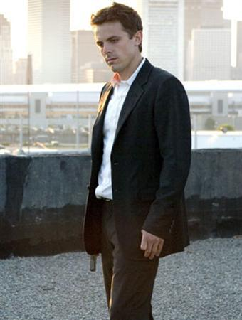 Casey Affleck in a scene from ''Gone Baby Gone'' in an image courtesy of Miramax Films. REUTERS/Handout