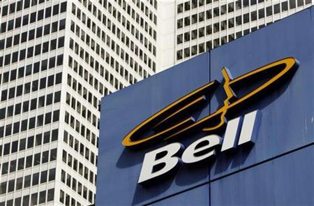 A Bell retail store is seen in downtown Montreal, June 21, 2007. Bell Canada has apologized after a punk-rock reference to the Holocaust appeared on billboard advertisements for its cellphones. REUTERS/Shaun Best