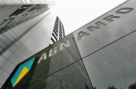 The head office of ABN AMRO bank is seen in Amsterdam May 29, 2007. REUTERS/Koen van Weel