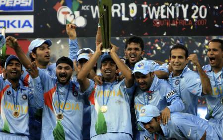 t 20 cricket world cup 2007  India v Pakistan Twenty20