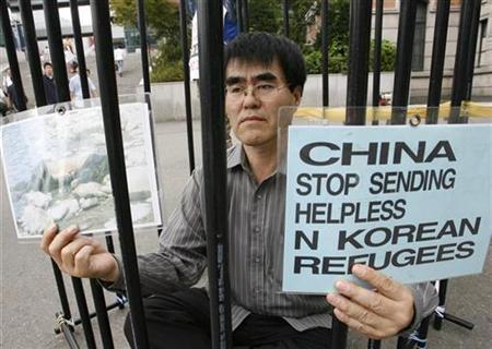 how to help north korean refugees in china