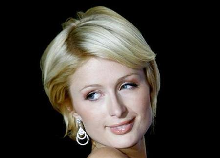 File photo shows Paris Hilton arriving at the Playing For Good Foundation Philanthropic 2007 ceremony in Palma de Mallorca September 1, 2007. Hilton is set to embark on a humanitarian trip to Rwanda. REUTERS/Dani Cardona