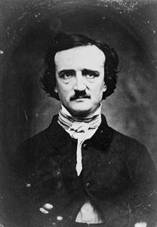 Edgar Allan Poe in an 1848 photo courtesy of the Library of Congress. Filmmakers Ridley and Tony Scott are producing a psychological thriller inspired by ''The Tell-Tale Heart,'' one of Poe's best-known short stories. REUTERS/Handout